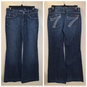 "7 For All Mankind Jeans - Seven ""dojo""  jeans"